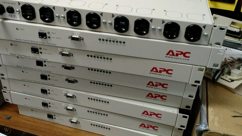 APC Masterswitch AP9210 Password Generator